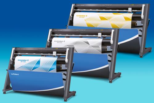 GR series vinyl cutters