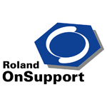 Roland OnSupport logo